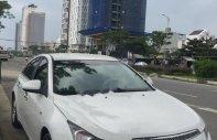 Bán xe cũ Chevrolet Cruze LS 1.6 MT sản xuất 2012, màu trắng giá 295 triệu tại Đà Nẵng