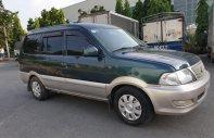 Cần bán gấp Toyota Zace đời 2005, màu xanh lục giá cạnh tranh giá 150 triệu tại Phú Thọ