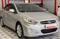 Bán Hyundai Accent 1.4 MT sản xuất 2015, màu bạc, nhập khẩu Hàn Quốc xe gia đình  giá 380 triệu tại Lâm Đồng