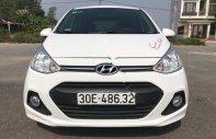 Bán Hyundai Grand i10 đời 2017, màu trắng, nhập khẩu, chính chủ giá 365 triệu tại Hà Nội