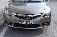 Bán Honda Civic 1.8 AT đời 2011, màu nâu giá 440 triệu tại Hà Nội
