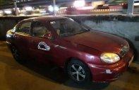 Cần bán xe Daewoo Lanos SX đời 2003, màu đỏ giá 69 triệu tại Hà Nội