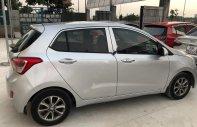 Bán xe Hyundai Grand i10 đời 2015, màu bạc, nhập khẩu chính hãng giá 245 triệu tại Hà Nội