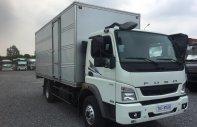Bán xe tải Mitsubishi 5 tấn thùng dà 5,28m, đủ các loại thùng, hỗ trợ trả góp, giá tốt giá 730 triệu tại Hà Nội