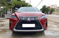 Cần bán Lexus RX 350L sản xuất năm 2018, màu đỏ, xe nhập giá 3 tỷ 950 tr tại Tp.HCM