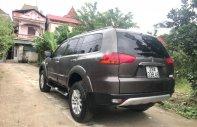 Cần bán xe Mitsubishi Pajero Sport sản xuất 2011, màu nâu chính chủ giá 565 triệu tại Hà Nội