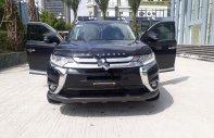 Cần bán xe Mitsubishi Outlander năm sản xuất 2018, màu đen, giá tốt giá 865 triệu tại Hà Nội