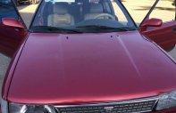 Xe Toyota Corolla 1.6 AT sản xuất 1991, màu đỏ, nhập khẩu nguyên chiếc chính chủ giá 99 triệu tại Tp.HCM