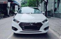 Cần bán gấp Hyundai Accent 1.4 ATH 2018, màu trắng xe gia đình giá 545 triệu tại Hải Phòng