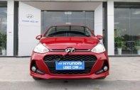 Cần bán Hyundai Grand i10 sản xuất năm 2018, màu đỏ giá 395 triệu tại Hà Nội