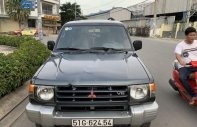 Bán Mitsubishi Pajero 3.0 năm 2002, màu xám số sàn, giá tốt giá 134 triệu tại Tp.HCM
