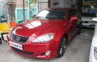 Cần bán Lexus IS 250 sản xuất 2007, màu đỏ, xe nhập, giá 750tr giá 750 triệu tại Tp.HCM