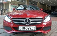 Cần bán xe cũ Mercedes C200 sản xuất 2018, màu đỏ giá 1 tỷ 330 tr tại Hà Nội