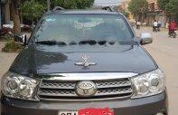 Cần bán lại xe Toyota Fortuner năm 2009, màu xám, số sàn giá 525 triệu tại Nghệ An