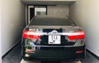 Cần bán lại xe Toyota Camry 2.5Q sản xuất năm 2013, màu đen giá 740 triệu tại Tp.HCM
