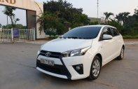 Bán xe Toyota Yaris năm sản xuất 2015, màu trắng, xe nhập chính hãng giá 485 triệu tại Hà Nội