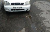 Cần bán gấp Daewoo Lanos SX sản xuất năm 2001, màu trắng, giá 69tr giá 69 triệu tại Tp.HCM