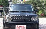 Cần bán gấp LandRover Discovery HSE 5.0 V8 năm 2010, màu đen, nhập khẩu giá 1 tỷ 750 tr tại Hà Nội