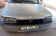 Bán xe Mazda 323 đời 1995, màu bạc, nhập khẩu chính chủ giá 45 triệu tại Quảng Bình