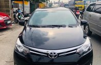 Bán Toyota Vios sản xuất 2014, màu đen số tự động xe nguyên bản giá 445 triệu tại Tp.HCM