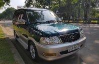 Cần bán gấp Toyota Zace sản xuất 2004, màu xanh lam xe nguyên bản giá 218 triệu tại Tp.HCM