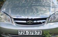 Bán Daewoo Lacetti MT đời 2010, màu bạc số sàn giá 189 triệu tại BR-Vũng Tàu