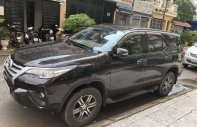 Bán Toyota Fortuner 2.4G 4x2 MT sản xuất 2017, màu xám, xe nhập, số sàn giá 928 triệu tại Tp.HCM