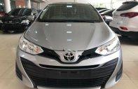 Cần bán Toyota Vios E sản xuất 2018, màu bạc số sàn giá 450 triệu tại Vĩnh Phúc