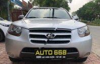 Cần bán xe Hyundai Santa Fe MLX đời 2006, màu bạc, nhập khẩu nguyên chiếc số tự động giá 420 triệu tại Hà Nội