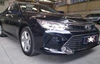 Bán Toyota Camry 2.5Q năm 2015, màu đen chính chủ giá 870 triệu tại Tp.HCM