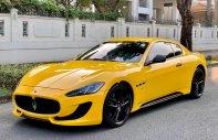 Cần bán lại xe Maserati Granturismo đời 2019, màu vàng, nhập khẩu nguyên chiếc chính hãng giá 7 tỷ 979 tr tại Tp.HCM