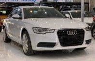 Bán Audi A6 sản xuất 2013, màu trắng, nhập khẩu nguyên chiếc còn mới giá 1 tỷ 168 tr tại Hà Nội
