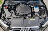 Cần bán lại xe Audi A6 năm sản xuất 2017, màu đen, nhập khẩu chính hãng giá 1 tỷ 845 tr tại Hà Nội