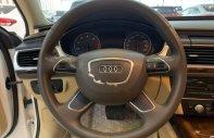 Bán Audi A6 sản xuất 2013, màu trắng, nhập khẩu nguyên chiếc chính hãng giá 1 tỷ 168 tr tại Hà Nội