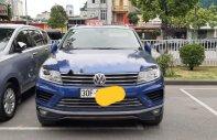 Cần bán gấp Volkswagen Touareg 3.6 AT 2016, màu xanh lam, xe nhập giá 1 tỷ 770 tr tại Hà Nội