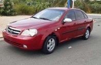 Bán xe Daewoo Lacetti MT đời 2009, màu đỏ số sàn giá 198 triệu tại BR-Vũng Tàu