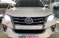 Bán xe Toyota Fortuner 2.7V 4x2 AT sản xuất 2019, màu trắng, xe nhập   giá 1 tỷ 100 tr tại Tp.HCM
