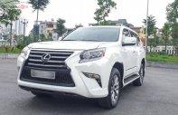 Xe Lexus GX 460 năm 2015, màu trắng, nhập khẩu nguyên chiếc giá 3 tỷ 750 tr tại Hà Nội