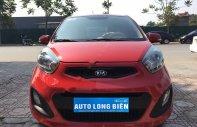 Bán xe Kia Morning Van 1.0 AT năm sản xuất 2014, màu đỏ, xe nhập  giá 259 triệu tại Hà Nội