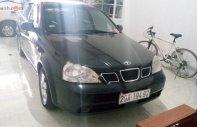 Cần bán Daewoo Lacetti EX đời 2007, màu đen giá 139 triệu tại Phú Thọ