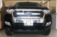 Cần bán xe Ford Ranger năm 2016, màu đen, nhập khẩu Thái số sàn giá cạnh tranh giá 635 triệu tại Đà Nẵng
