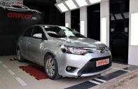 Cần bán xe Toyota Vios G sản xuất 2015, màu bạc chính chủ giá 438 triệu tại Tp.HCM