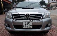 Cần bán lại xe Toyota Hilux 2.5E 4x2 MT đời 2014, màu bạc, nhập khẩu nguyên chiếc giá 465 triệu tại Hòa Bình