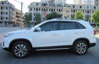 Cần bán lại xe Kia Sorento DATH năm 2015, màu trắng, giá tốt giá 750 triệu tại Hà Nội