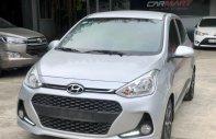 Cần bán lại xe Hyundai Grand i10 1.2 AT năm 2018, màu bạc giá 406 triệu tại Hà Nội