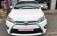 Bán Toyota Yaris 1.3G 2016, màu trắng, nhập khẩu xe gia đình giá cạnh tranh giá 525 triệu tại Tp.HCM