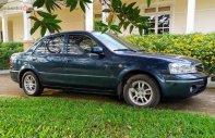 Cần bán xe Ford Laser sản xuất 2004, màu xanh lam xe gia đình giá 189 triệu tại Lâm Đồng