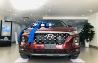 Chỉ 1 tỷ sở hữu ngay chiếc xe Hyundai Santa Fe, máy xăng bản tiêu chuẩn năm 2019, màu đỏ giá 1 tỷ tại Tp.HCM