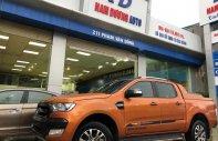 Bán Ford Ranger 3.2 Wildtrak 2015, màu vàng, xe nhập chính chủ giá cạnh tranh giá 685 triệu tại Hà Nội