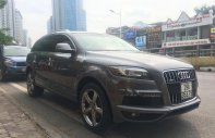 Cần bán xe Audi Q7 năm sản xuất 2011, màu xám, xe nhập chính hãng giá 1 tỷ 290 tr tại Hà Nội